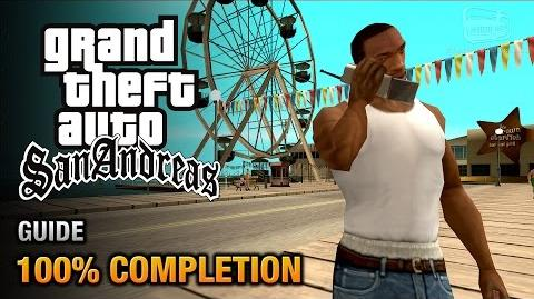 GTA San Andreas - 100% Completion Guide