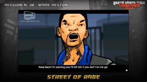 GTA Chinatown Wars - Walkthrough - Mission 30 - Street of Rage