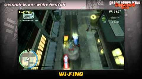 GTA Chinatown Wars - Walkthrough - Mission 59 - Wi-Find