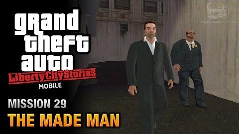 GTA Liberty City Stories Mobile - Mission 29 - The Made Man