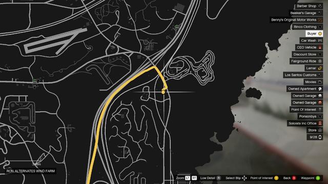 File:Vehicle Export Showroom GTAO Rexs Diner Map.png
