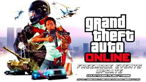 Grand Theft Auto GTA V 5 Online Freemode Events Update (OST) - Countdown Music Theme