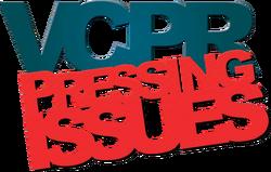 VCPRPressingIssues-Logo
