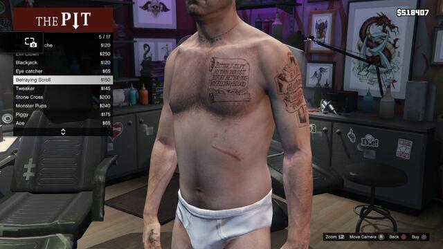 File:Tattoo Trevor Torso GTAV Betraying Scroll.jpg