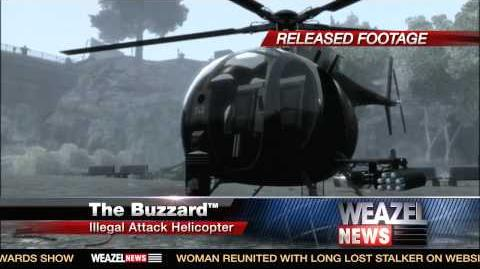 GTA The Ballad of Gay Tony Trailer - Weazel News Special Report Guns in Liberty City