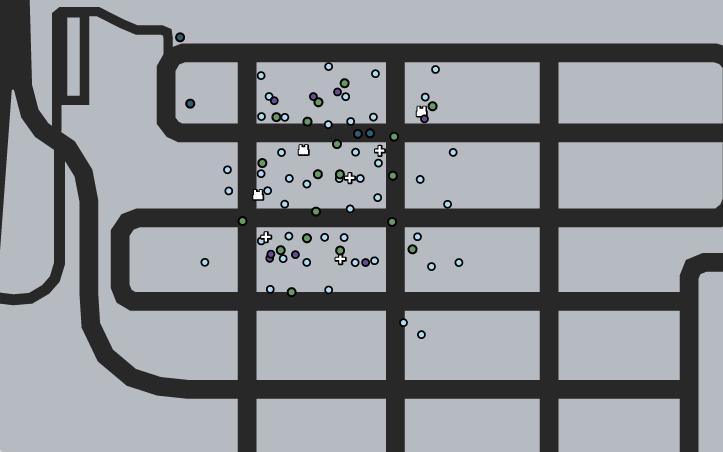 Terminal Deathmatch GTAO Map