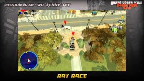 GTA Chinatown Wars - Walkthrough - Mission 60 - Rat Race
