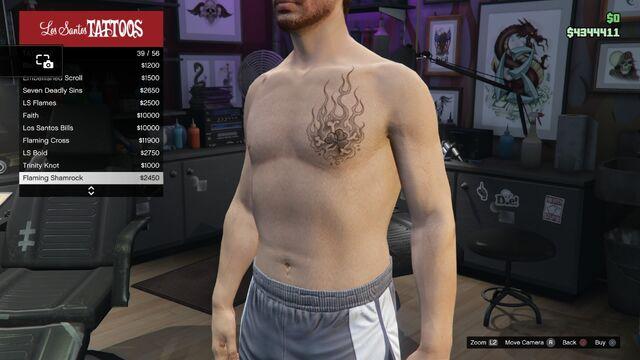 File:Tattoo GTAV Online Male Torso Flaming Shamrock.jpg