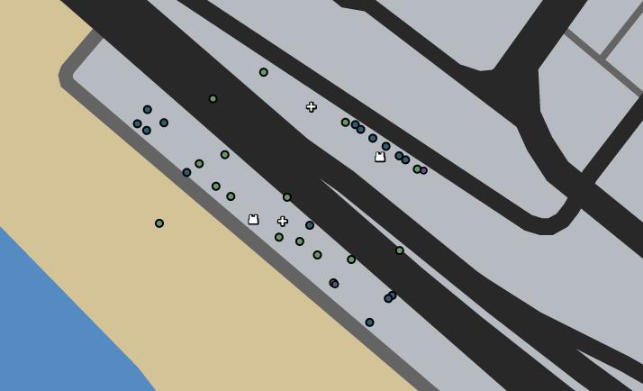 Del Perro Freeway LTS GTAO Map