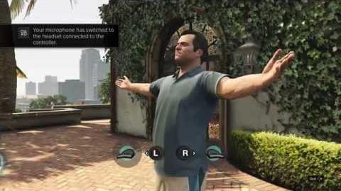 GTA V - Yoga