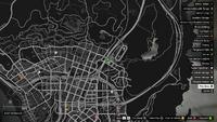 Vehicle Export Showroom GTAO EastLS Pinkslips Map