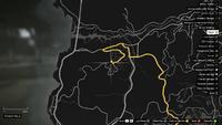 Vehicle Export Specialist GTAO Vineyard Map