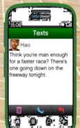 Freeway GTAV Street Race Text
