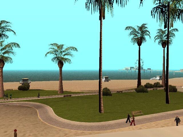 File:Santa Maria Beach.jpg