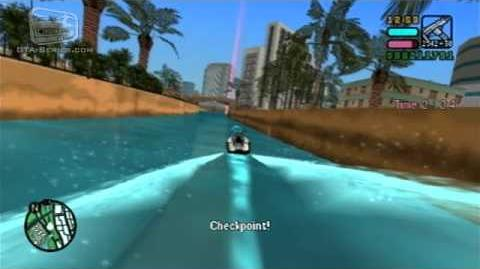 GTA Vice City Stories - Walkthrough - Land, Sea And Air Ace - Checkpoint Race