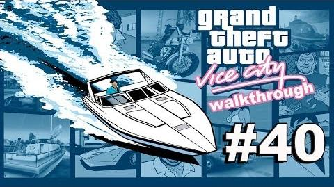 Grand Theft Auto Vice City Playthrough Gameplay 40