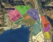 Grapeseed Land Survey GTAV Map Union Grain Farm