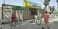 Mr. Spoke Bike Rental