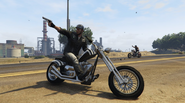 The Lost MC-GTAV-Road Captain-Senora Way