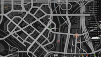 Vehicle Export Showroom GTAO Pinkslips Rancho Map