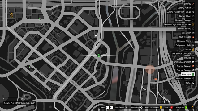 File:Vehicle Export Showroom GTAO Pinkslips Rancho Map.png