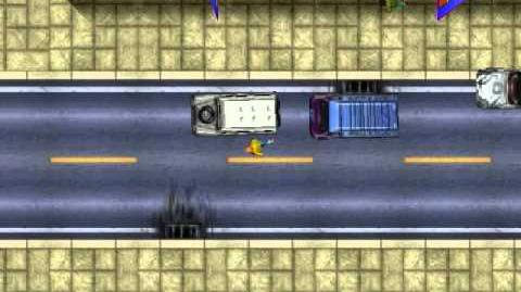 Grand Theft Auto 1 PC Liberty City Chapter 2 - Mission 2