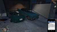 Vehicle Import Parked GTAO Hillcrest Avenue