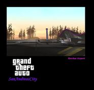 GTA SanAndreas City(Escobar Airport)