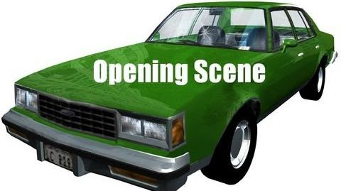 GTA 3 Opening Scene