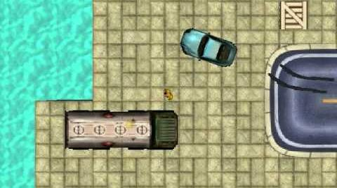 Grand Theft Auto 1 PC Liberty City Chapter 1 - Other Vehicle Mission 5