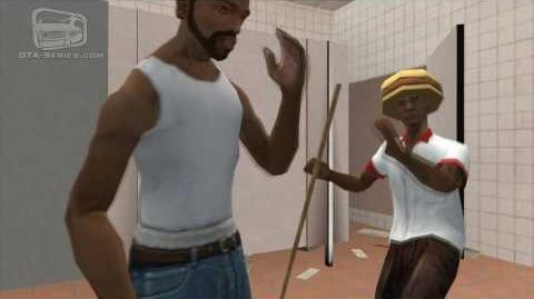 GTA San Andreas - Walkthrough - Mission 18 - Madd Dogg's Rhymes (HD)