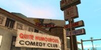 Quite Humorous Comedy Club