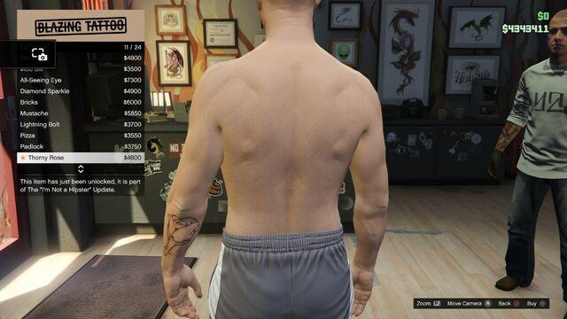 File:Tattoo GTAV Online Male Left Arrm Thorny Rose.jpg
