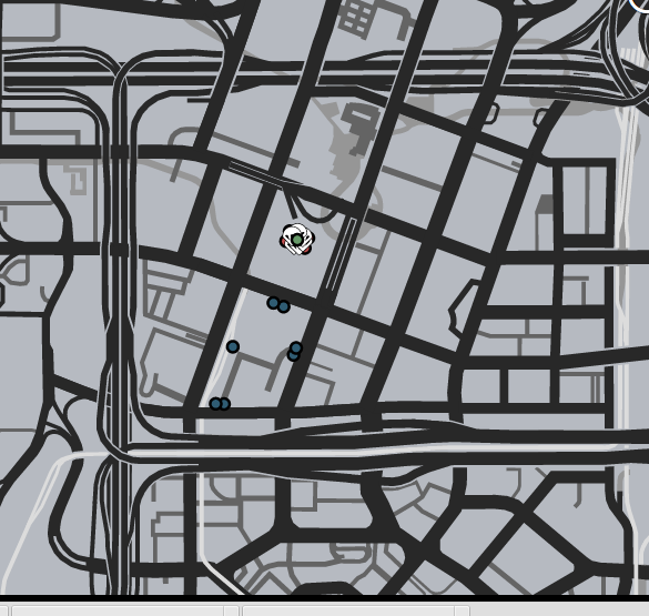 GTAO-Maze Bank Fight Map