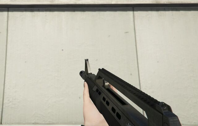 File:Bullpup Rifle GTAVe FPS.jpg