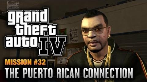 GTA 4 - Mission 32 - The Puerto Rican Connection (1080p)