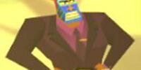 Diablo's Suit