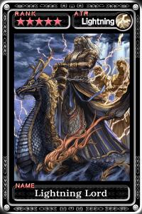 Lightning Lord