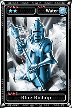Blue Bishop
