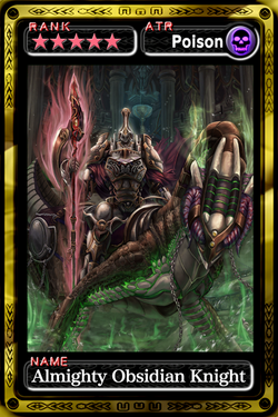 Almighty Obsidian Knight