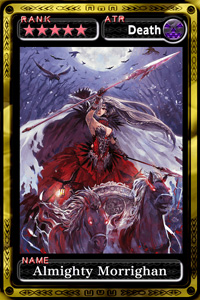 Almighty morrighan