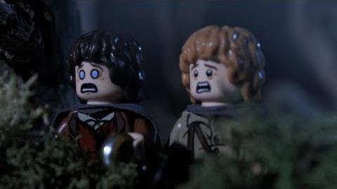 LEGO A Hobbit Halloween