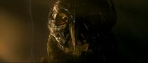 Metal Beak in the shadows