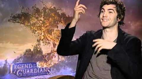Jim Sturgess (Legend of the Guardians) Tribute.CA Interview