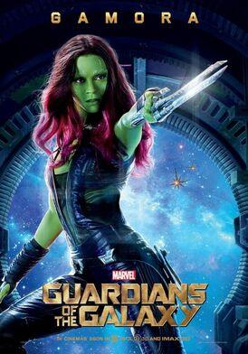 Gamora poster