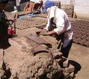 Fabricación de Materiales de Barro en el Tejar, Chimaltenango