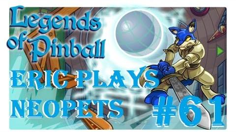 Let's Play Neopets 61 Legends of Pinball