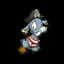 Moehog pirate