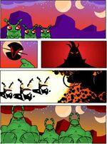Slave origin comic