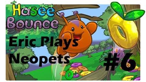Let's Play Neopets 6 Hasee Bounce